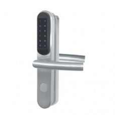 I-Tec iFP Access Control Door Handle - Finger Print Reader & Code Touch Pad (I-Tec iFP Biometric reader) Grant Haze Hampshire Architectural Ironmongers and Builders Merchants