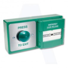 Asec Combined Exit Button and Call Point (Asec Combined Exit Button and Call Point) Grant Haze Hampshire Architectural Ironmongers and Builders Merchants