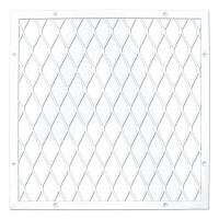 Cardea Diamond Steel Mesh Window Grille