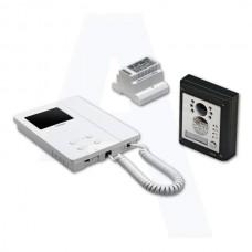 Videx 4K Video 1 Way Intercom Kit