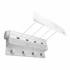Retractable 4 Line Clothes Airer (CLOTHESDRY4) Grant Haze Hampshire Architectural Ironmongers and Builders Merchants