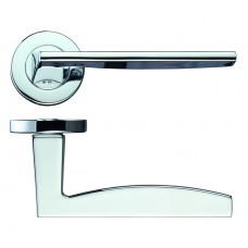 RM030 - Pavo Lever - Screw on Rose (RM030) Grant Haze Hampshire Architectural Ironmongers and Builders Merchants