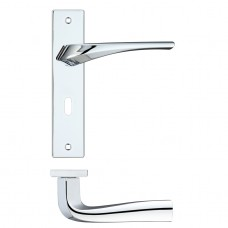 RM061 - Aries Lever - Lock Profile Backplate