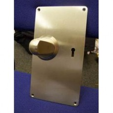 ANT1KNPL Anti-ligature Knob (ANT1KNPL) Grant Haze Hampshire Architectural Ironmongers and Builders Merchants