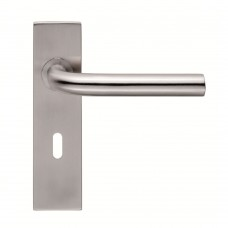 Cover Plates to Suit 304 Stainless Steel Safety Lever and Straight Lever Backplate (CPRB1170) Grant Haze Hampshire Architectural Ironmongers and Builders Merchants