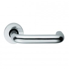 Safety Lever on Rose - LRS4000 (LRS4000) Grant Haze Hampshire Architectural Ironmongers and Builders Merchants