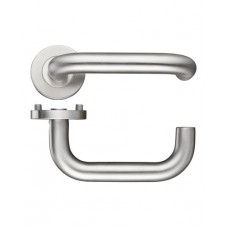 19mm Return to Door Lever (ZG4S030) Grant Haze Hampshire Architectural Ironmongers and Builders Merchants