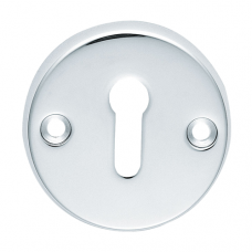 Classic Standard Escutcheon - AA345 (AA345) Grant Haze Hampshire Architectural Ironmongers and Builders Merchants