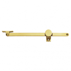 Classic Screw Down Pattern Casement Stay - AA73