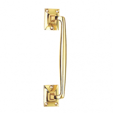 Classic Pub Style Pull Handle - AA92 (AA92) Grant Haze Hampshire Architectural Ironmongers and Builders Merchants