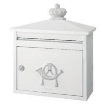 B210 Classic Mailbox  - (B210) (B210) Grant Haze Hampshire Architectural Ironmongers and Builders Merchants