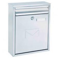 B400 Modern Mailbox  - (B400) (B400) Grant Haze Hampshire Architectural Ironmongers and Builders Merchants