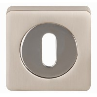 Ultimo Square Euro Escutcheon - 3623-SQ