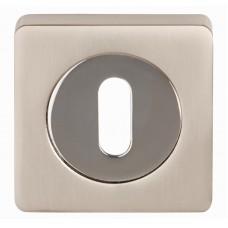Ultimo Square Euro Escutcheon - 3623-SQ (3623-SQ) Grant Haze Hampshire Architectural Ironmongers and Builders Merchants