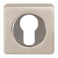 Ultimo Square Keyhole Escutcheon - 3621-SQ
