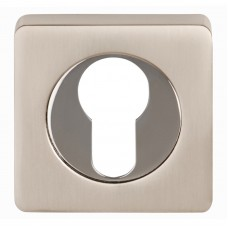 Ultimo Square Keyhole Escutcheon - 3621-SQ (3621-SQ) Grant Haze Hampshire Architectural Ironmongers and Builders Merchants