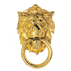 Lion Head Door Knocker - FG8C