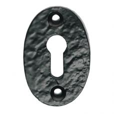 Standard Profile on Oval Shape Escutcheon - LF5539U (LF5539U) Grant Haze Hampshire Architectural Ironmongers and Builders Merchants