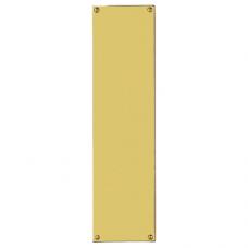 Flat Sheet Finger Plate - M39F (M39F) Grant Haze Hampshire Architectural Ironmongers and Builders Merchants