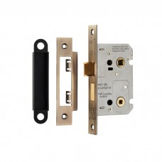 Easi-T Residential Bathroom Lock 64mm BAE5025