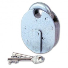 Closed Shackle 5 Lever Security Padlock - AS2605