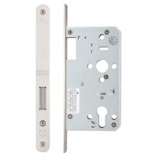ZDL0060R - Dead Lock - Radius (ZDL0060R) Grant Haze Hampshire Architectural Ironmongers and Builders Merchants