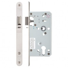 ZDL7255NLR - Night Latch - Radius (ZDL7255NLR) Grant Haze Hampshire Architectural Ironmongers and Builders Merchants