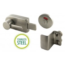 Lever Arm Stainless Steel Indicator Bolt (SA3177) Grant Haze Hampshire Architectural Ironmongers and Builders Merchants